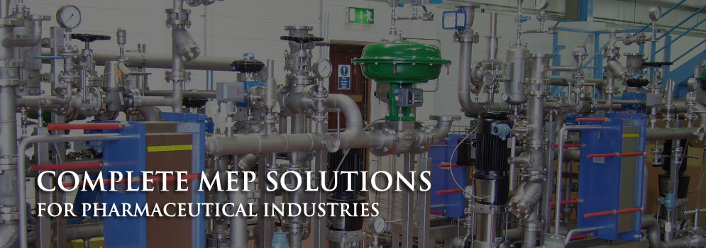 MEP solution for Pharmaceutical industry